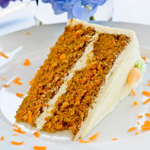 Load image into Gallery viewer, Carrot Cake Slice
