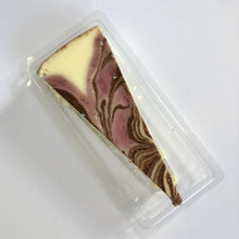 Load image into Gallery viewer, Slice - Chocolate Raspberry Swirl Cheesecake