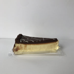Slice -Original Ganache Cheesecake