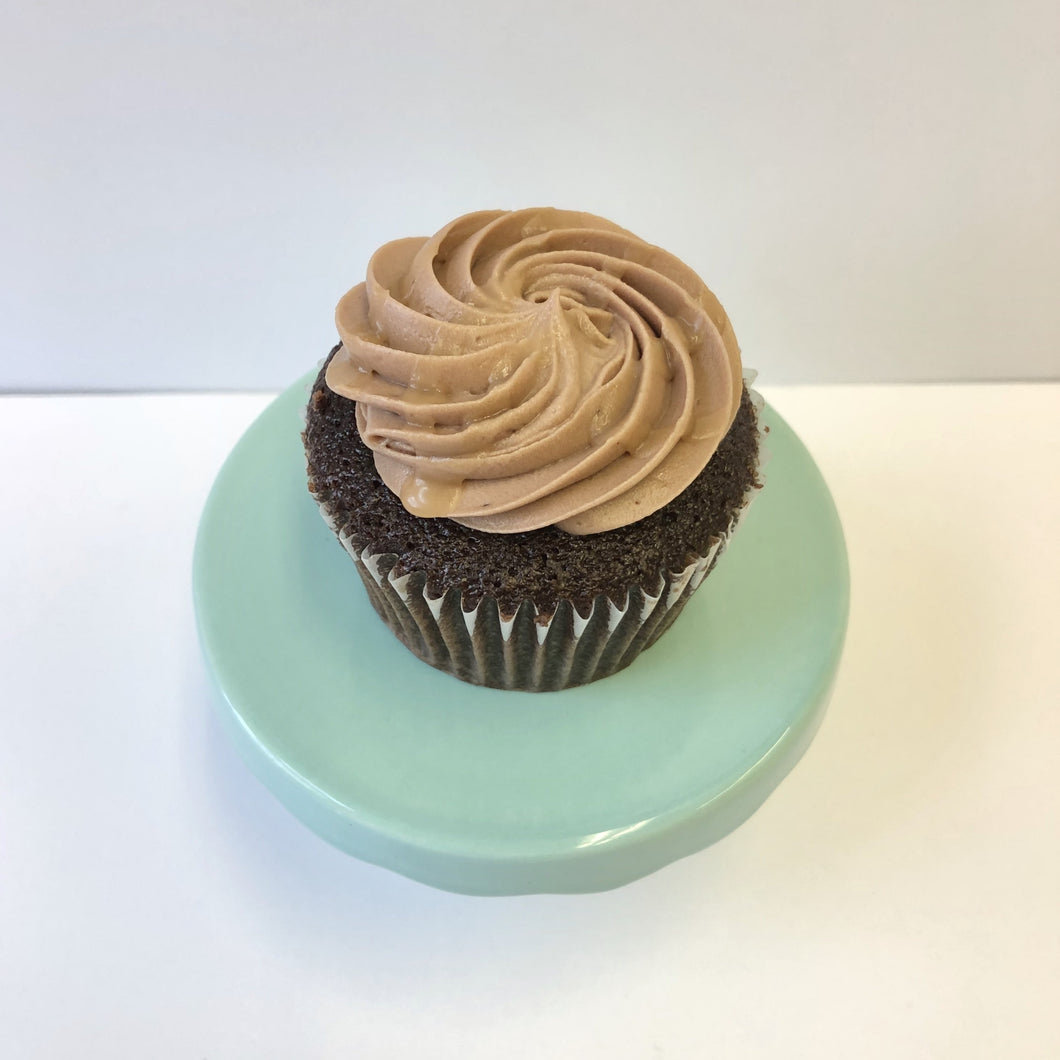 Chocolate Salted Caramel Cupcake