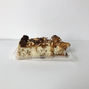 Slice - Snickers Cheesecake