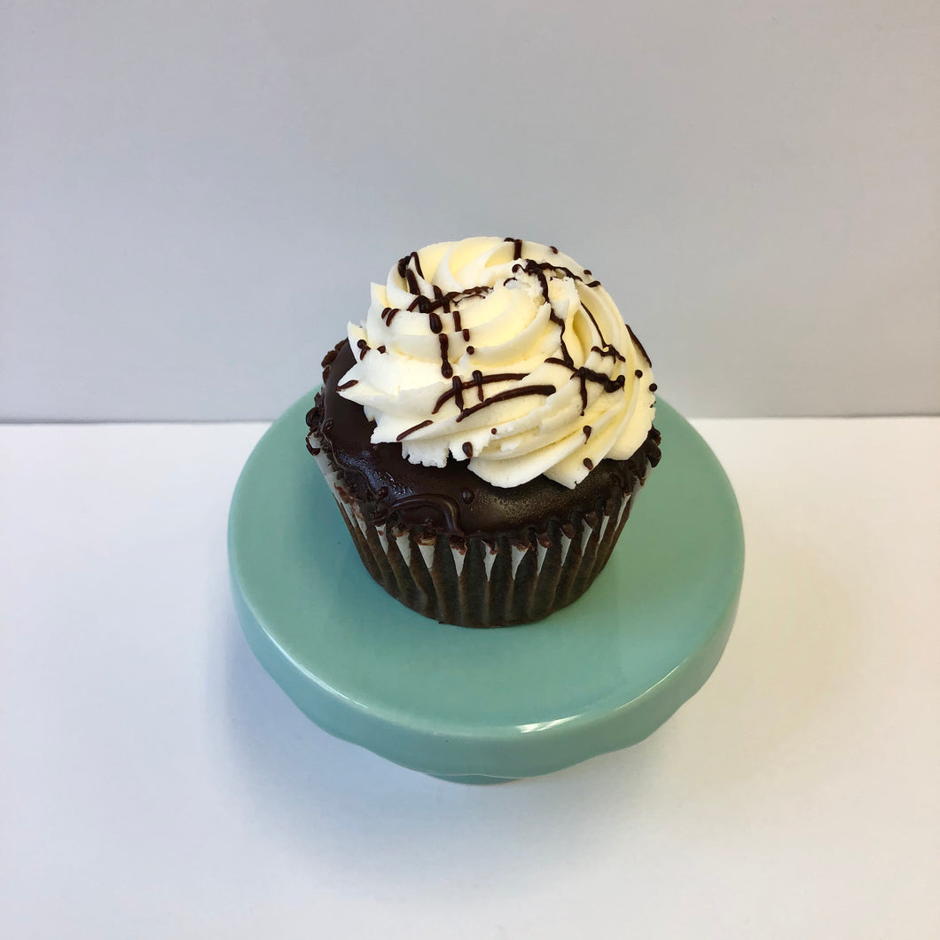 Very Chocolate Cupcake