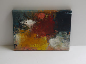 "Ruben Ruiz ""Small Abstract #1"""