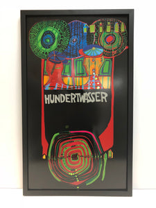 "Friedensreich Hundertwasser ""World Tour"""
