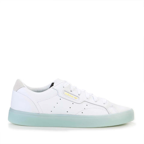 Sleek W footwear white/footwear white/ice mint