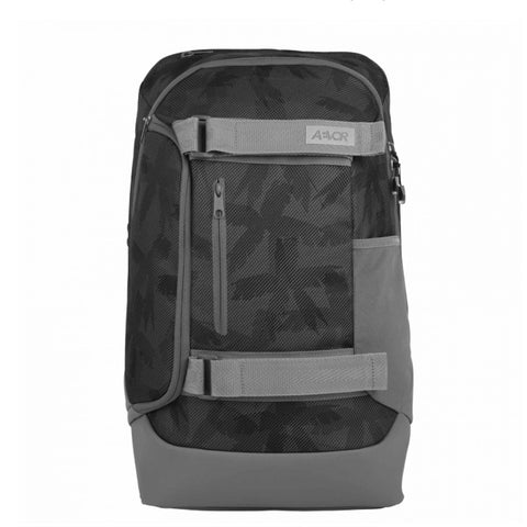 Bookpack palm black
