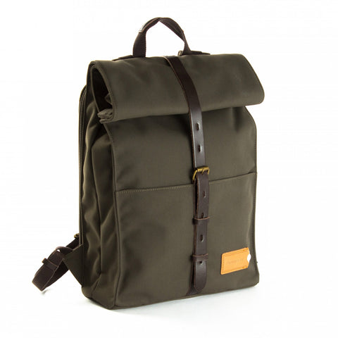 Alex 24h Backpack dark forest/dark brown