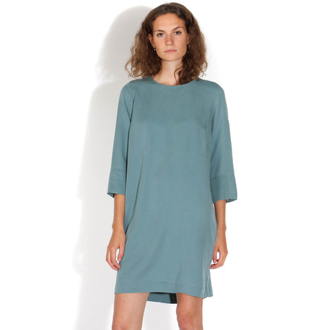 Vadelmaa Dress soft moss