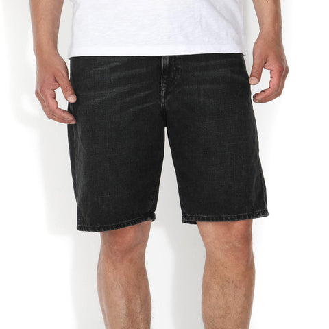 Hauke Shorts worn out black