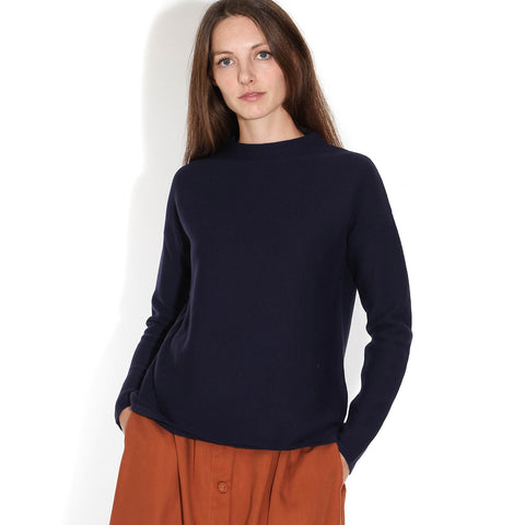 Medinaa Jumper evening blue