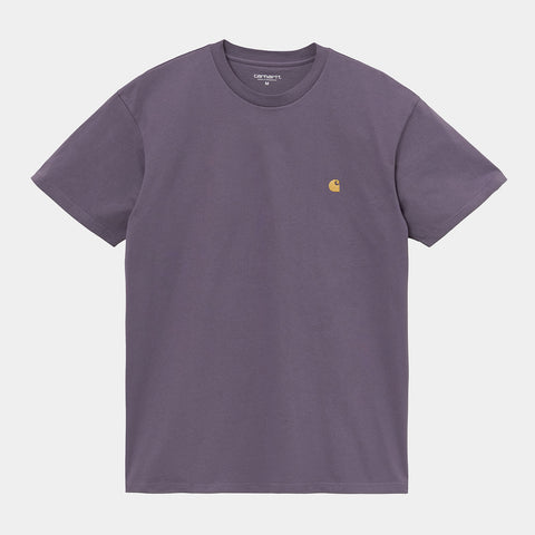 S/S Chase T-Shirt provence/gold