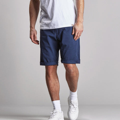 Swell Shorts blue rinsed