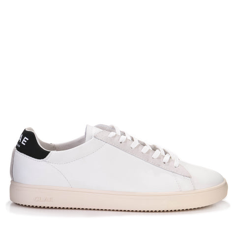 Bradley Leather white/black