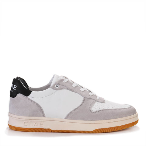 Malone Leather microchip/blanc/black