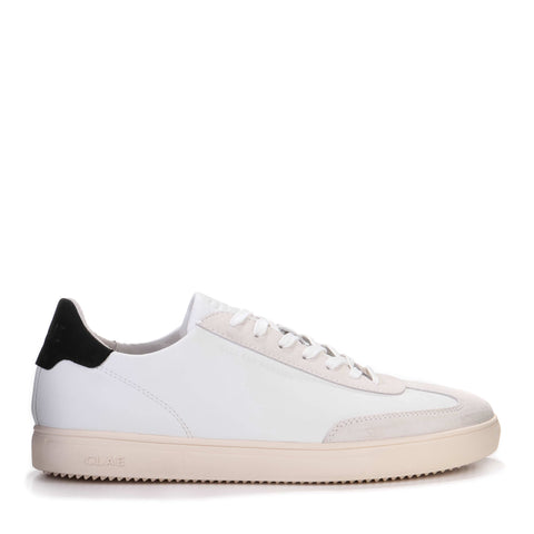 Deane Leather white/black