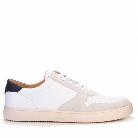 Gregory Leather white/navy