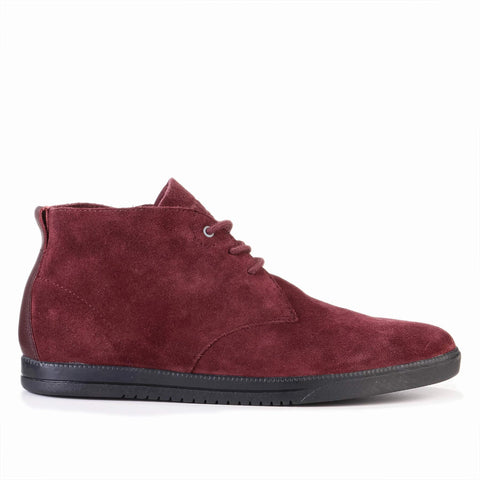 Strayhorn Unlined Suede oxblood