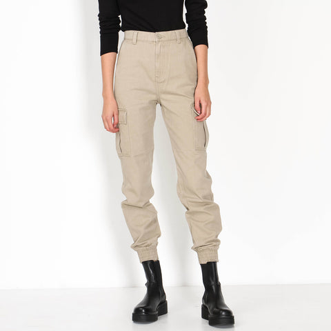 Ruby Cargo Trouser hazelwood
