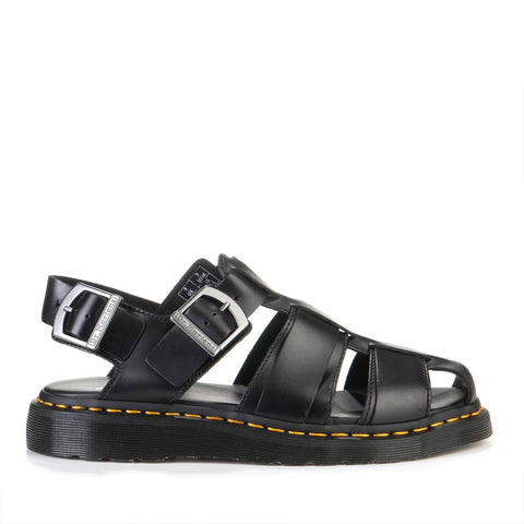 Kassion Sandal brando black