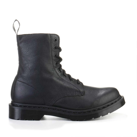 Pascal 8 Eye Boot Mono Virginia black