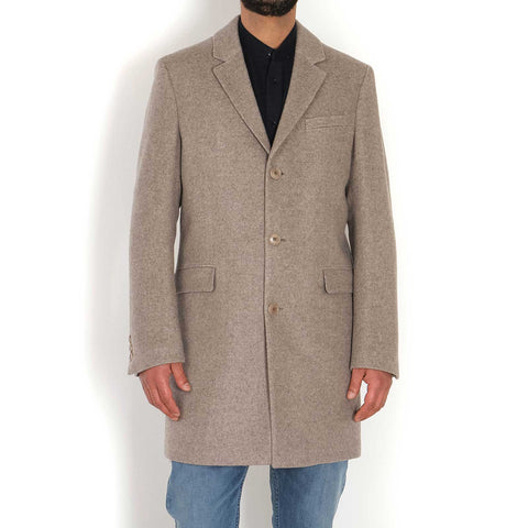 Blacot Coat beige heather