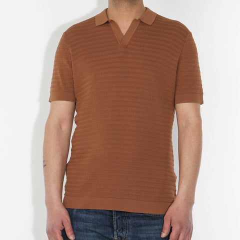 Braian Polo Shirt brown
