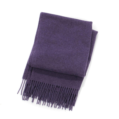 Gaze Scarf purple
