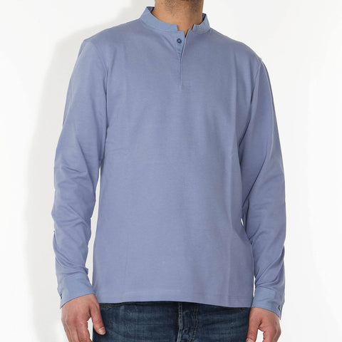 Keno Longsleeve light blue