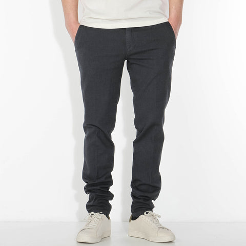 Mad Chino Pants black heather