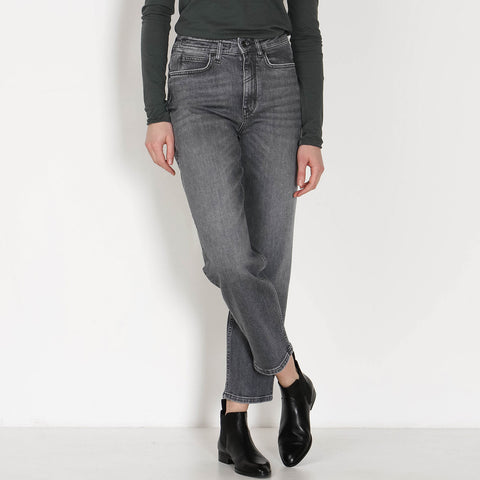 Mom_2 Jeans grey used