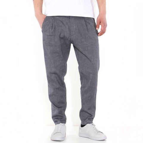 Chasy Pants linen grey