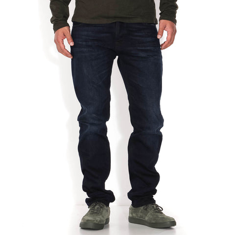 ED-80 Jeans grey stretch rinsed