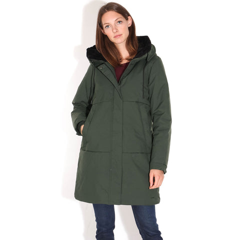 Tiril Jacket bottle green