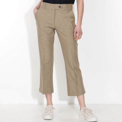 Clara Crop 2101 Rax Pant chinchilla
