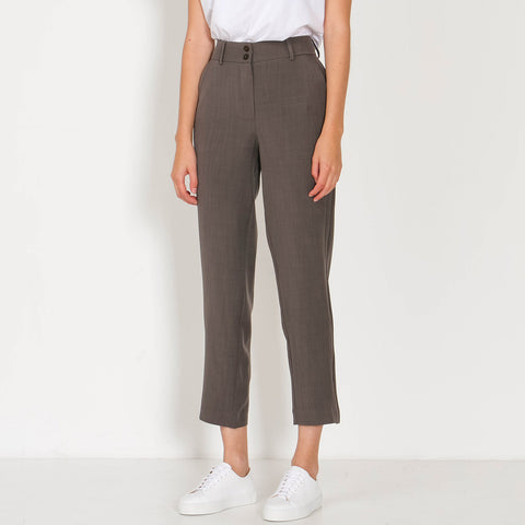 Daphne Trousers argan melange dash