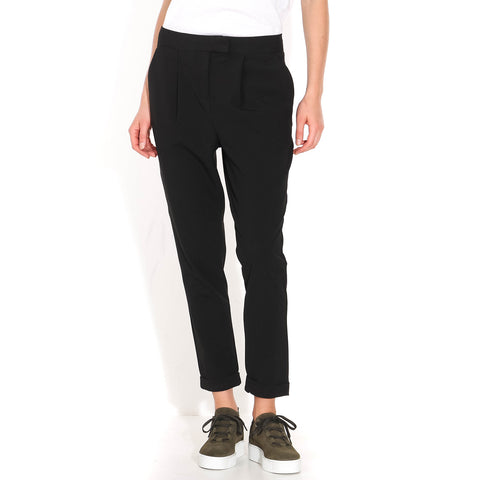 Ella Crop 547 Pant black