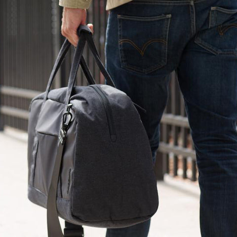 EO Travel Duffel Bag black