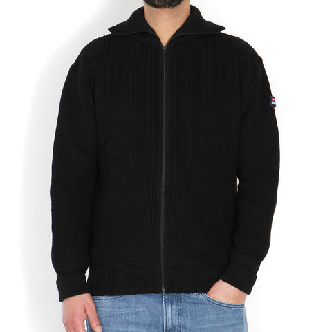Commodore Jacket Merino black