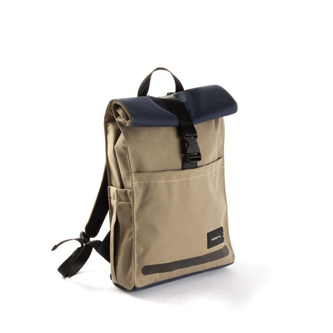 Max Roll Down Backpack khaki
