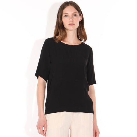 Elvire Top black