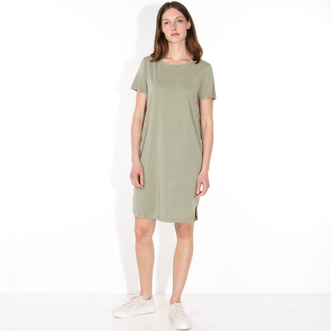 Larah Dress oil green