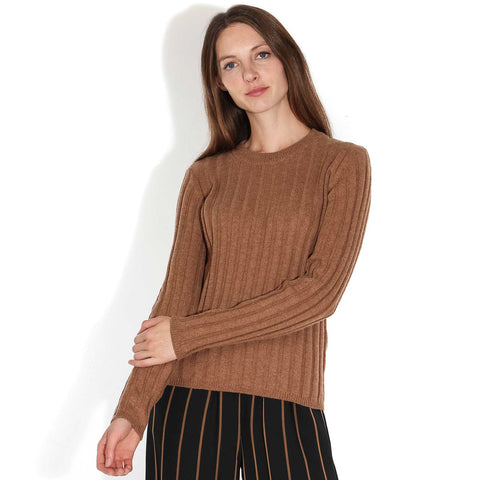 Basta Jumper tobacco brown