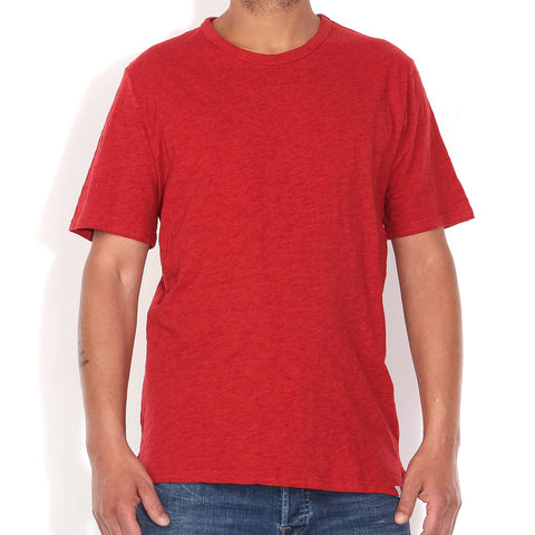 Delta Short Sleeved T-Shirt sport red melange
