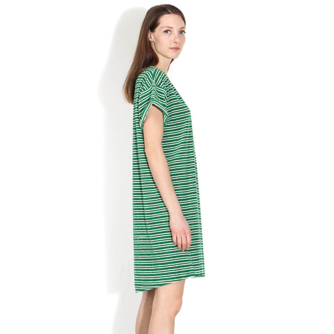 Myrthel Dress verdant green