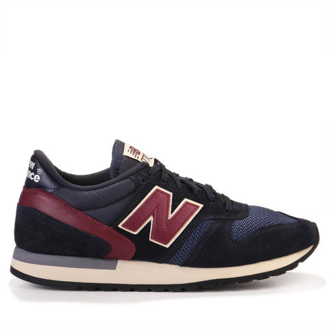 M770-AET Made in England navy