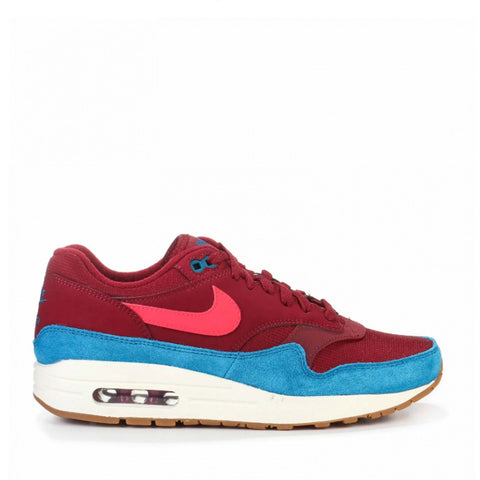 Air Max 1 team red/red orbit-green abyss
