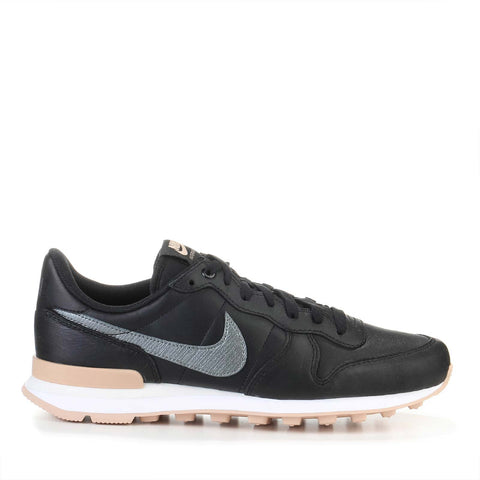 W Internationalist PRM black/mtlc bomber grey-beige