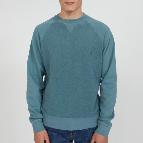 Nikolaa Crew sea green