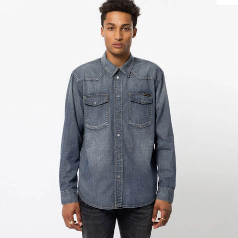 George Shirt blue crush