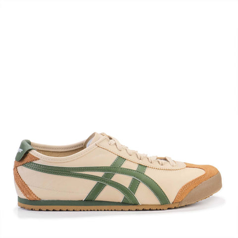 Mexico 66 beige/grass green